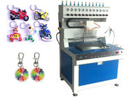 China Semi Automatic PVC Label Injection Machine , 12 Colors PVC Dispenser Machine company
