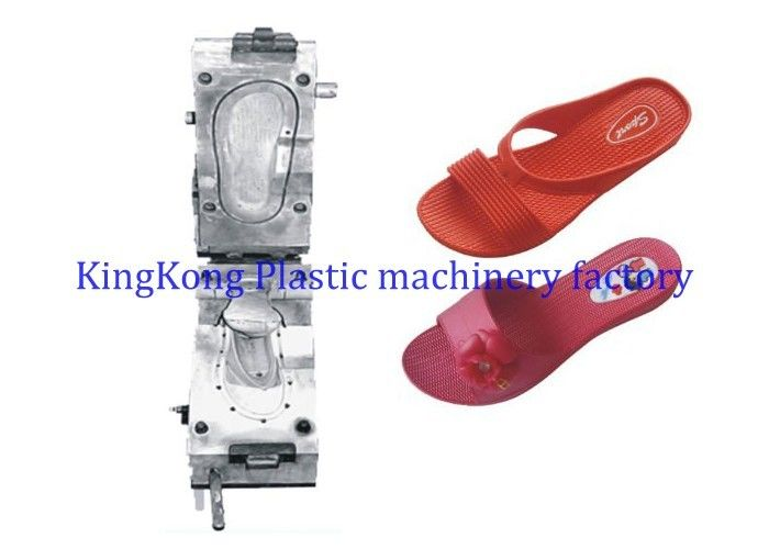 94aafcf75 PVC Lady Flate Shoe Air Blowing Footwear Moulds For Women Slipper