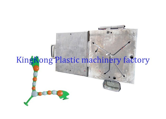 Aluminum PVC Strap Moulds / PVC Uppers Moulds For Rotary