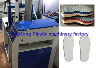 China Steel Flip Flop Machine Edging Machine Trimming Machine For PVC / EVA Shoe Sole factory