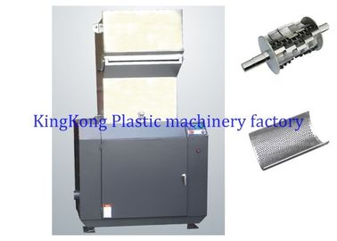 China Strong Waste Pet Bottle Crushing Machine / Plastic Scrap Grinder Machine factory