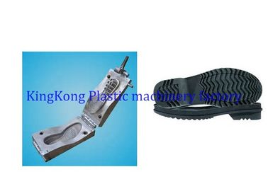 Rubber Shoe Sole Mould , Footwear Moulds For Canvas Shoe And Sandle