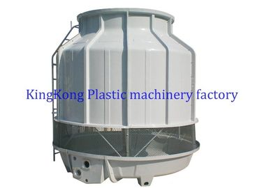 Industrial HVAC / FRP Cooling Tower For Injection Machine Cooling System