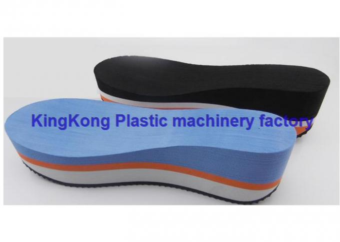 Steel Flip Flop Machine Edging Machine Trimming Machine For PVC / EVA Shoe Sole