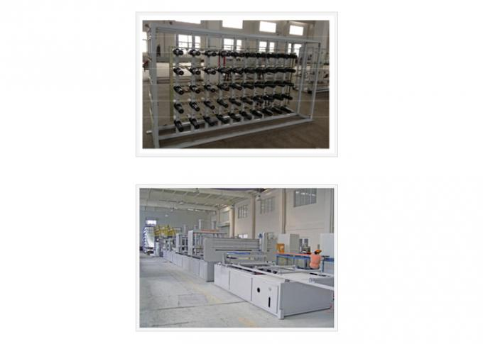 GRP Round Tube Hydraulic Pultrusion Equipment Frp Rebar Production Line